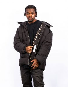 Rapper-Branded Sustainable Puffers : Sustainable Puffer Jacket