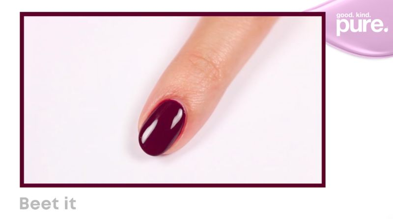 Plant-Based Nail Polishes : vegan nail polish