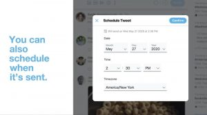 Social Media Scheduling Tools : schedule tweets